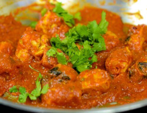 Eet met ons mee: Chicken Tikka Massala