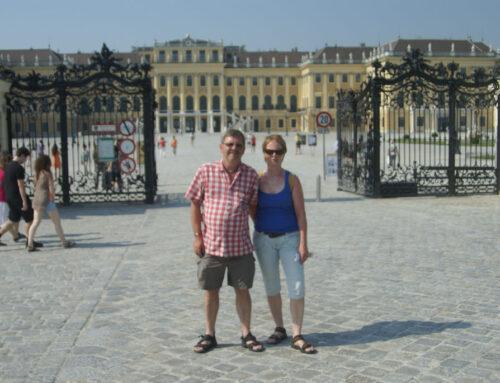 Een dagje Wenen