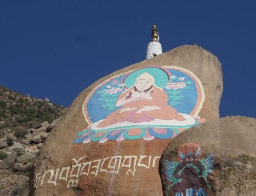 Kloosterdorpen in Tibet